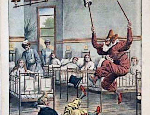 Clowns hospitaliers : quel impact chez les enfants?